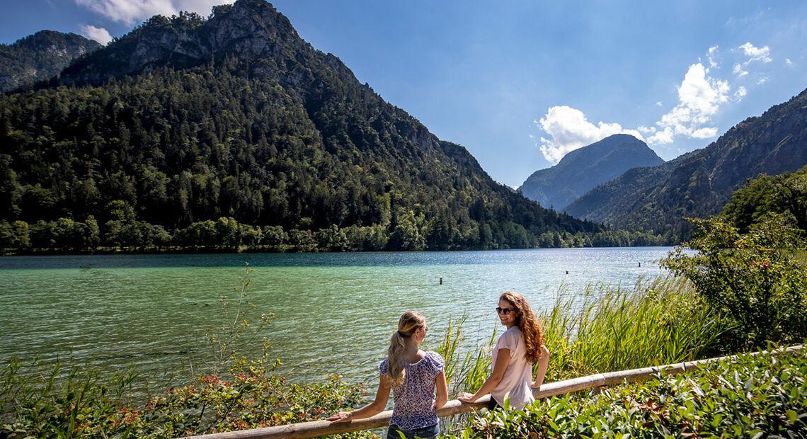 Lake Thumsee Take A Walk