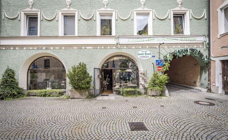 Landhaus Dekoration