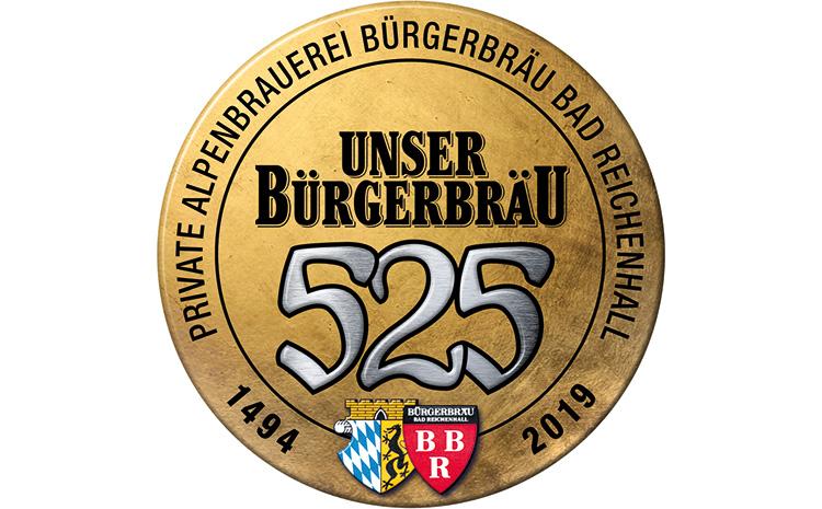 525 Jahre Bürgerbräu