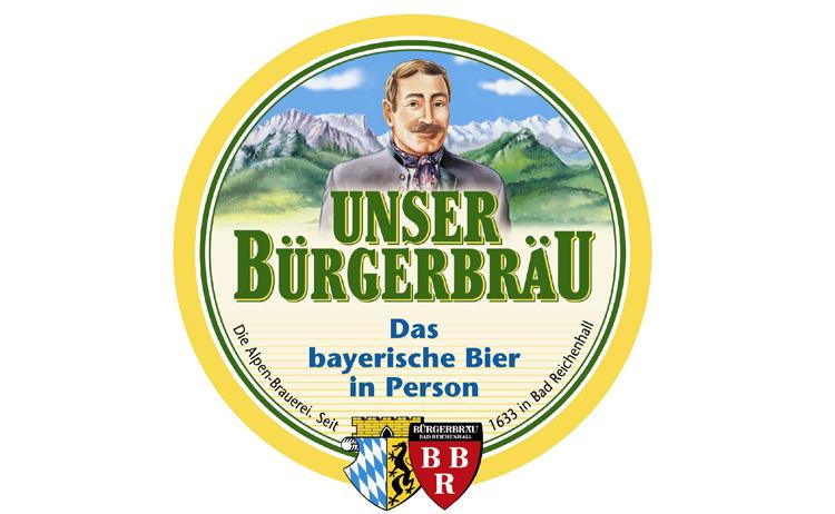 Bürgerbräu Logo