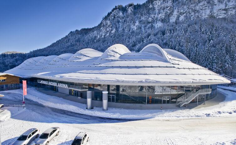 Max Aicher Arena Inzell Im Chiemgau