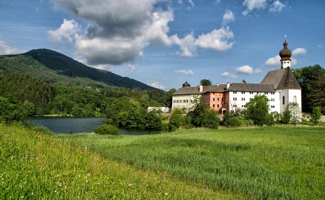 Monastery Hoeglwoerth