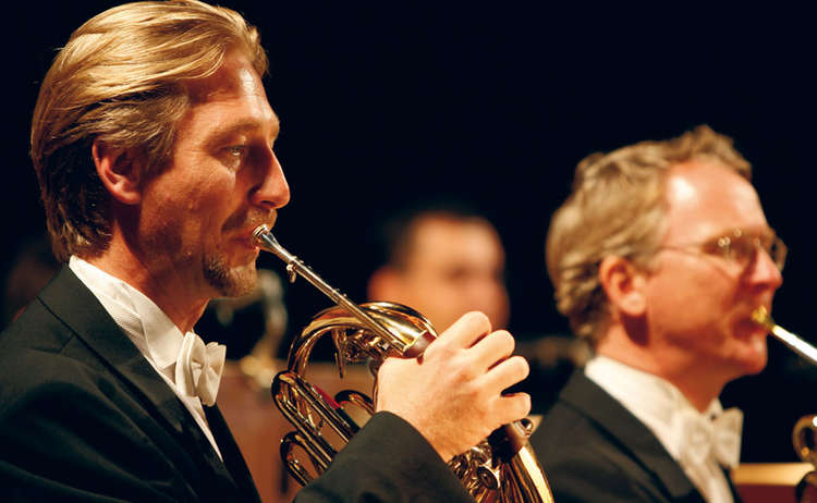 Musiker Philharmonie