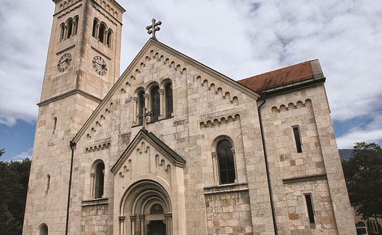 Nikolaus Kirche Bad Reicehnhall