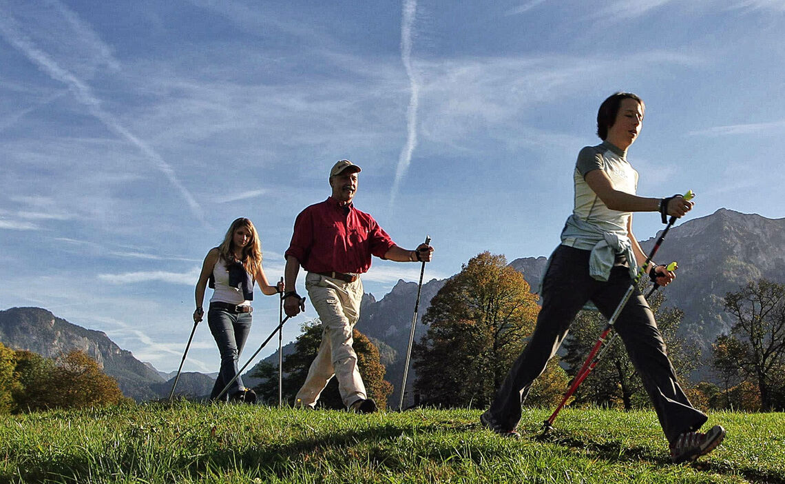 Nordic Walking Bad Reichenhall