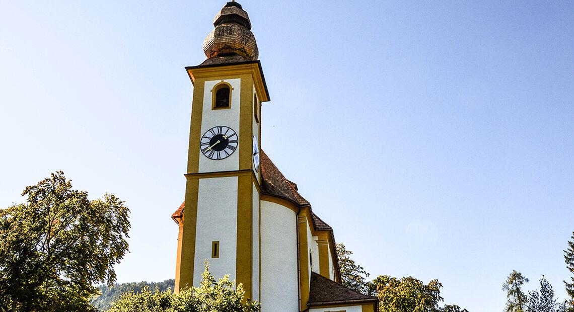 Pankrazkirche Bad Reichenhall Alpenstadt