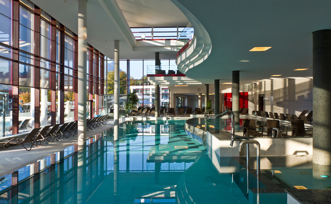 Relax In The Rupertustherme