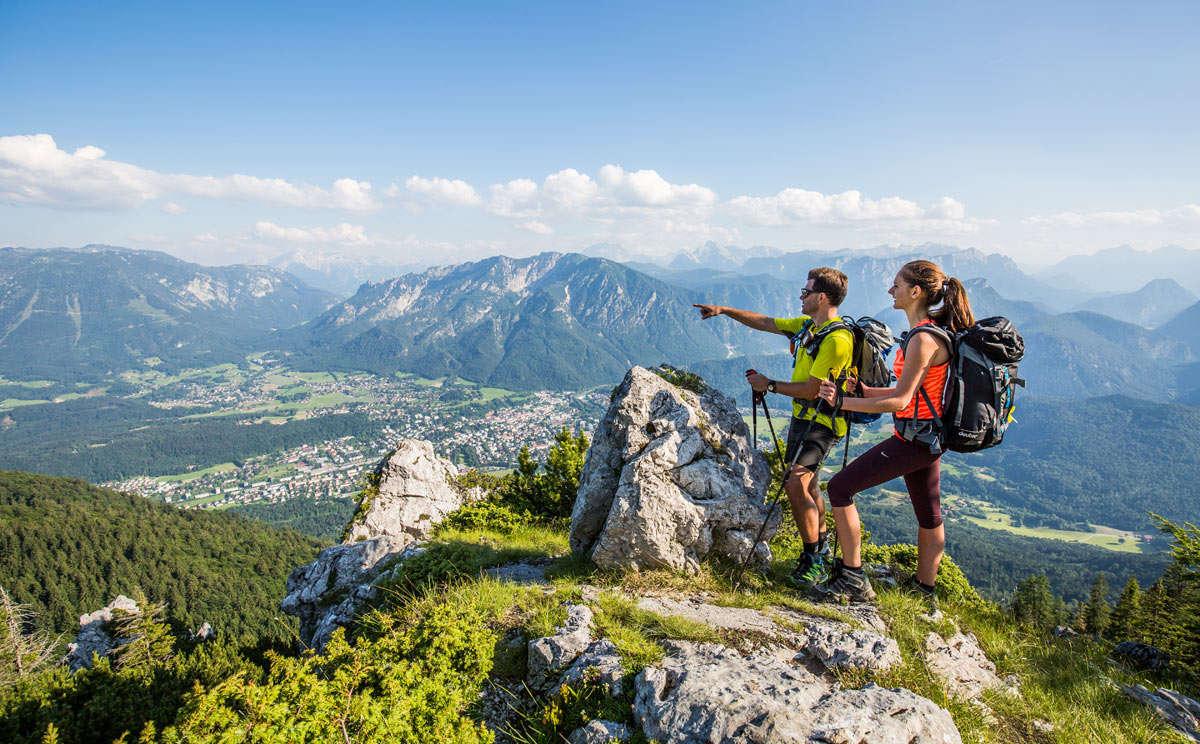 Salzalpensteig Premium Weitwanderweg Durch Die Alpenstadt Bad Reichenhall 1