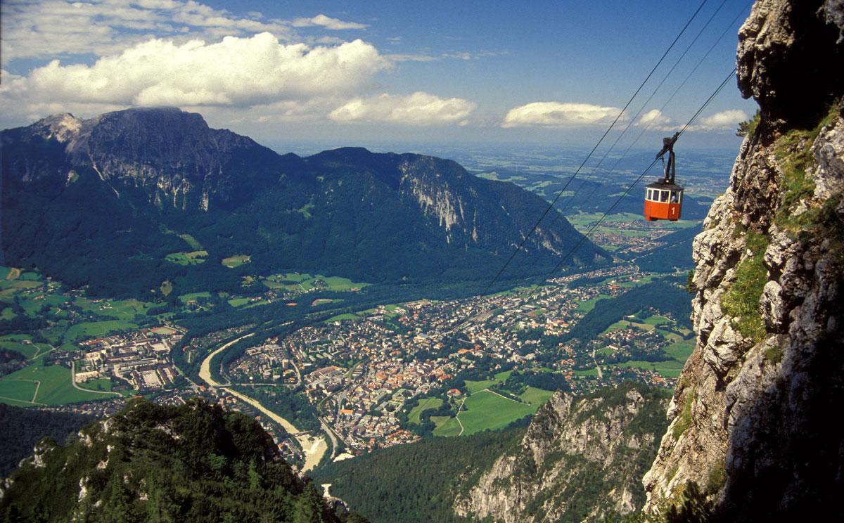 Salzalpensteig Premium Weitwanderweg Durch Die Alpenstadt Bad Reichenhall 3