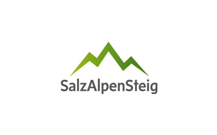 SalzAlpenSteig Logo