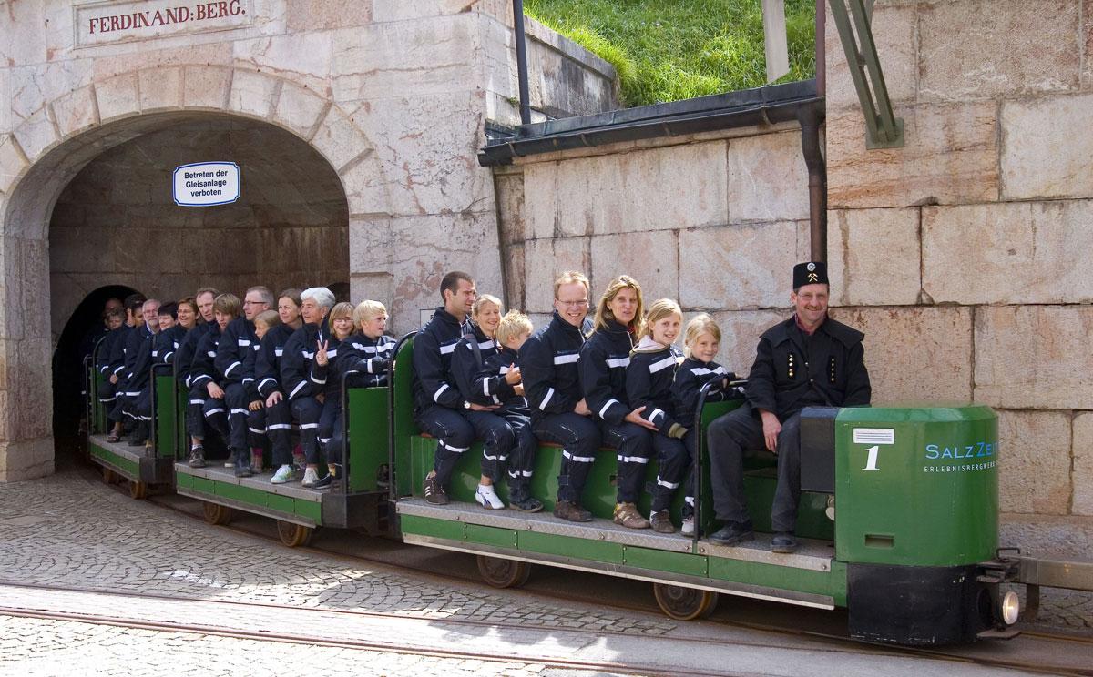 Salzbergwerk Berchtesgaden 7