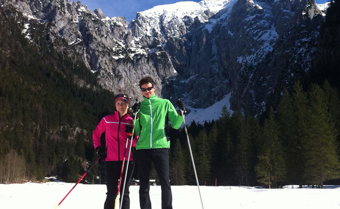 Höhenloipe Scharitzkehl Berchtesgaden