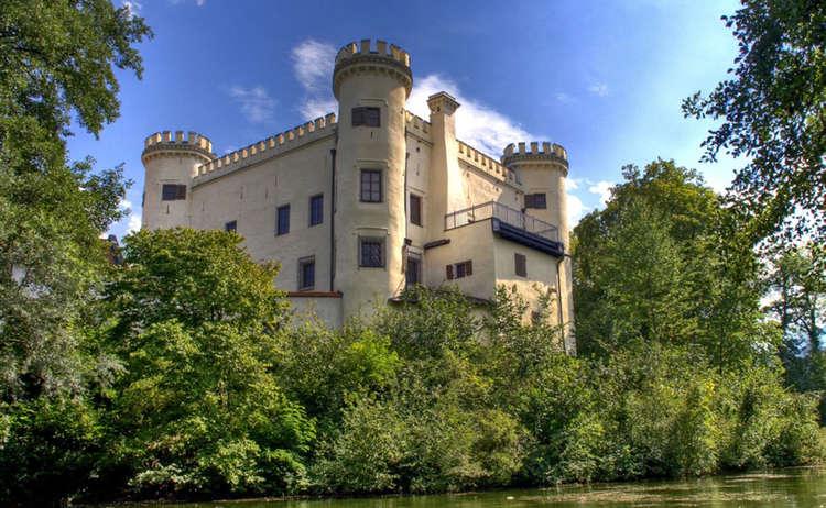 Schloss Marzoll 1