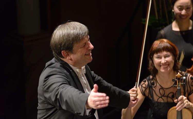 Dirigent Christian Simonis