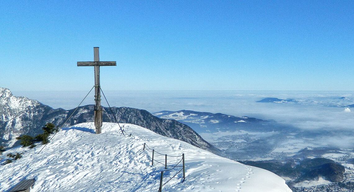 Skitour Hochschlegel Predigtstuhl Reichnehall