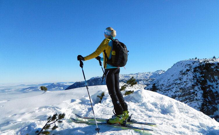 Skitour Lattengebirge