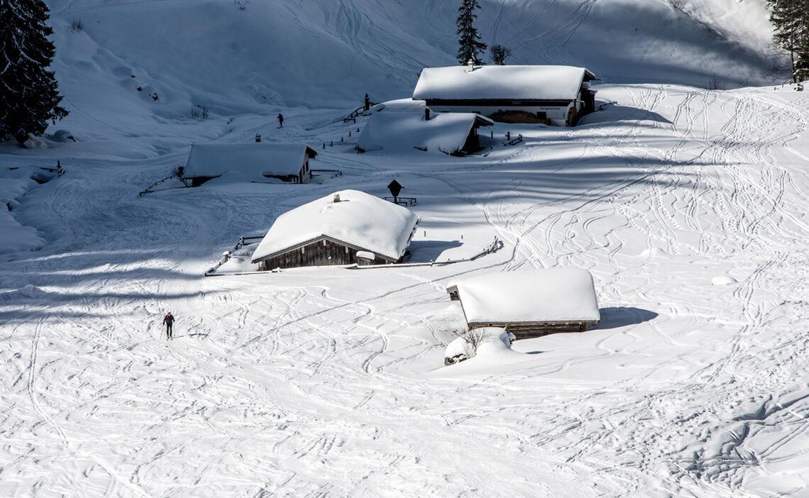 Skitouring 1