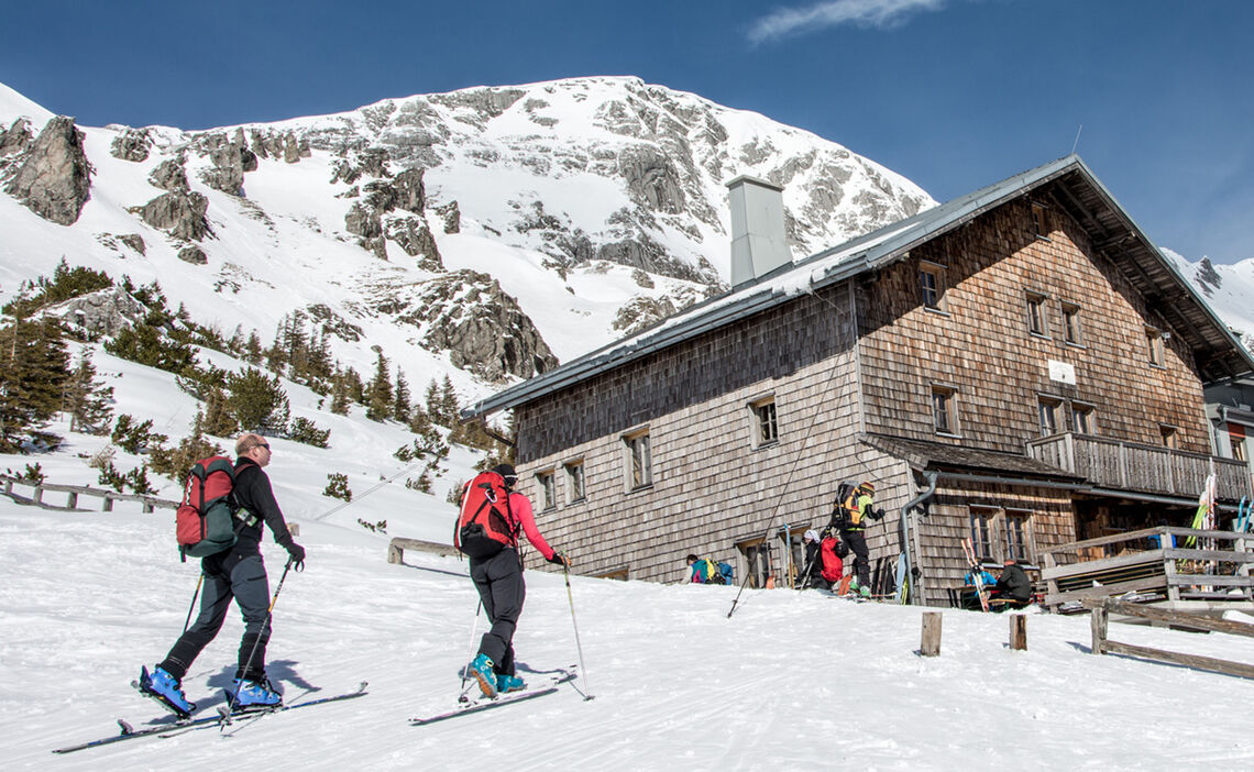 Skitouring In Berchtesgaden