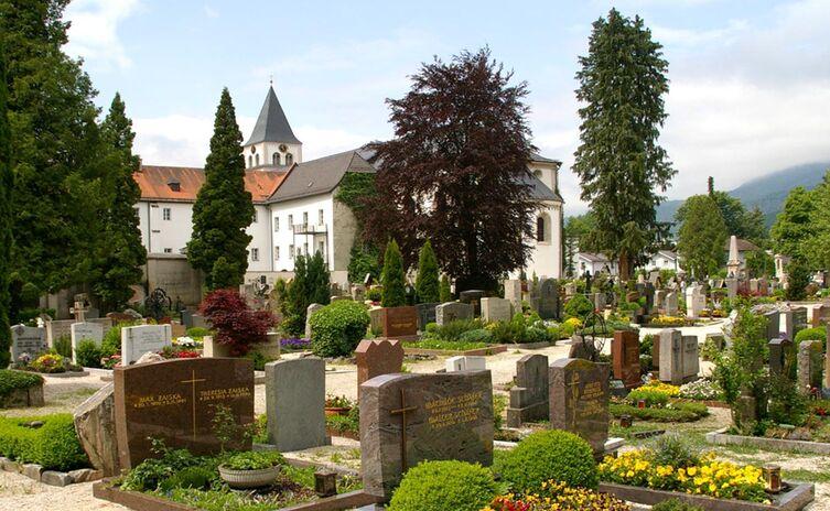 Kirche St. Zeno in Bad Reichenhall