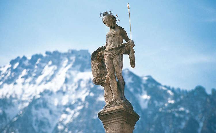 Statue Hl Florian