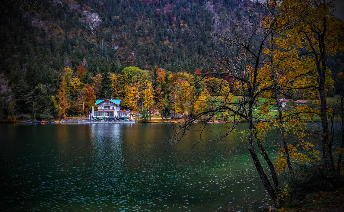 Thumsee Bad Reichenhall