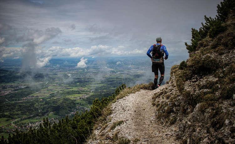 Trailrunning Alpenstadt Bad Reichenhall Philipp Reiter