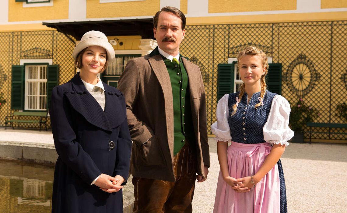 Die Trapp-Familie | Filmregion