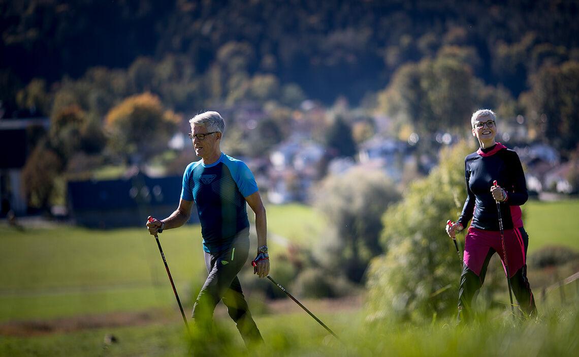 Nordic Walking in Bad Reichenhall
