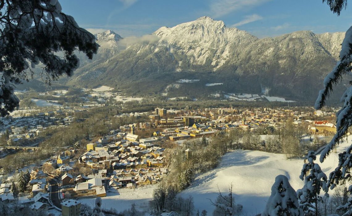 Winter in Bad Reichenhall