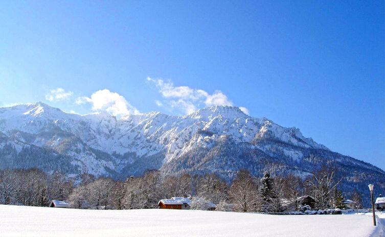 Winter in Bayerisch Gmain