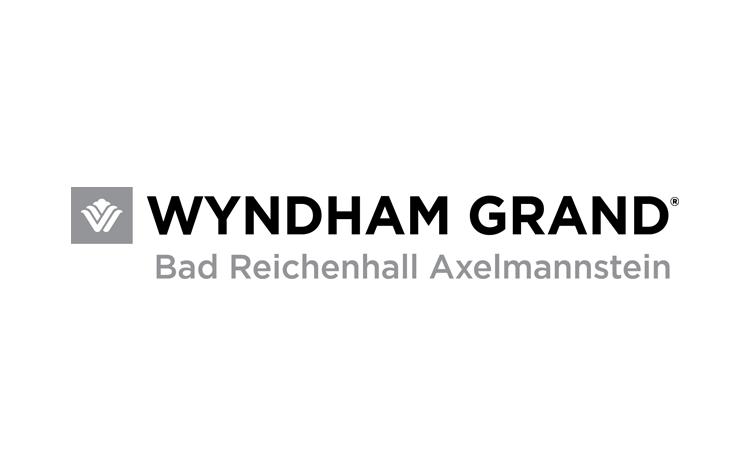 Wyndham Grand, Bad Reichenhall Axelmannstein Logo
