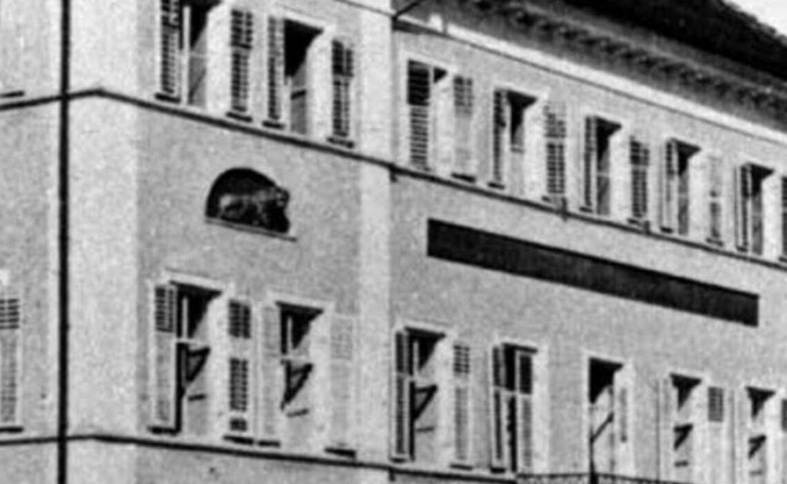 Gasthof zum Löwen 1850