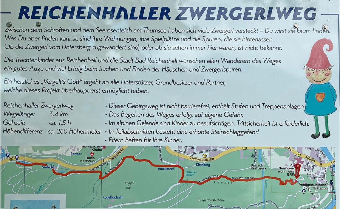 Reichenhaller Zwergerlweg